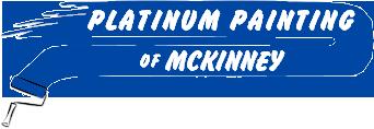Platinum Painting of McKinney logo